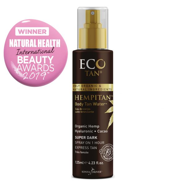 EcoTan Hempitan Body Tan Water