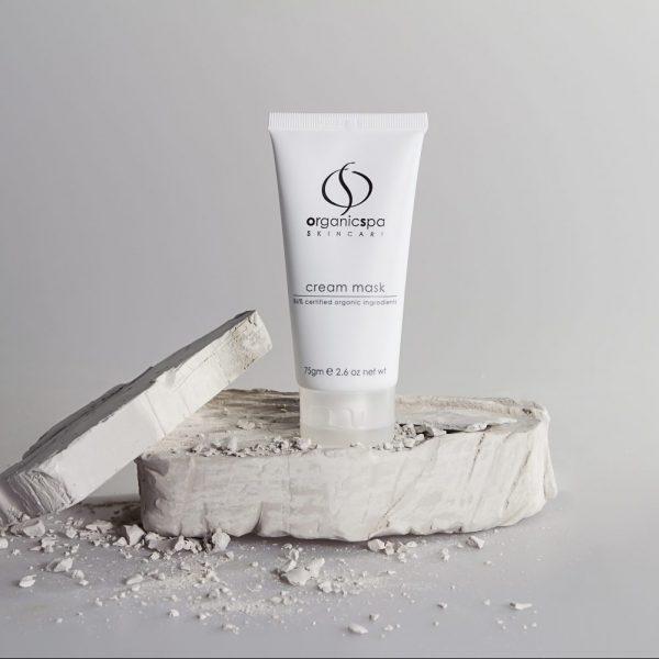 Organic Spa Cream Mask