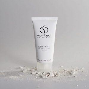 Organic Spa Clay Mask