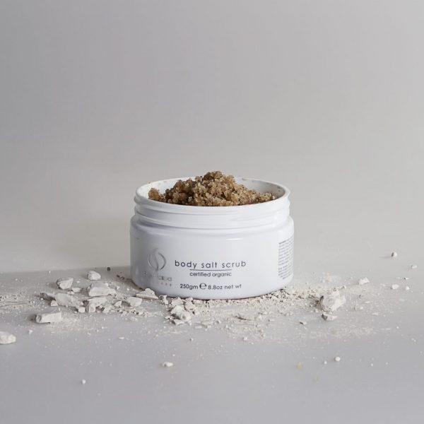 Organic Spa Body Salt Scrub