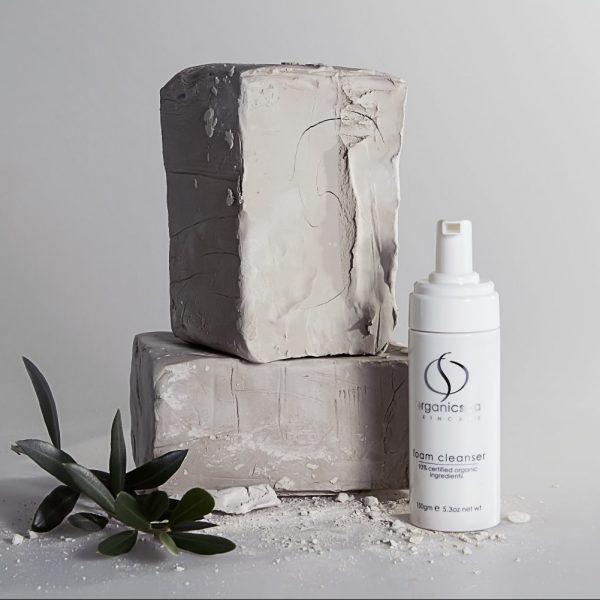 Organic Spa Foam Cleanser