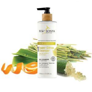 EcoTan Super Citrus Cleanser 175ml
