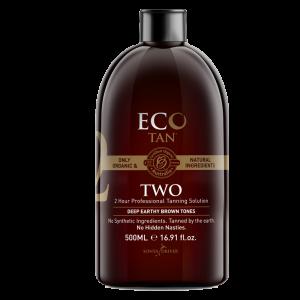EcoTan Two Organic Spray Tan Solution